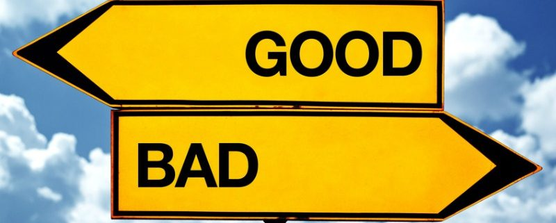 Good stress, Bad Stress