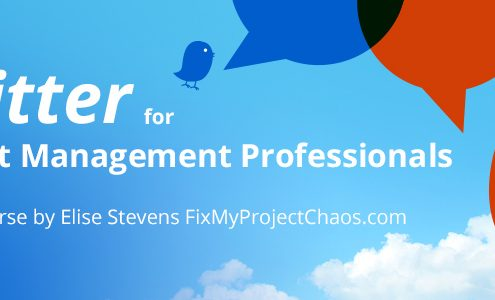 Twitter for Project Management Professionals