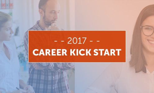 kick start your career in 2017!