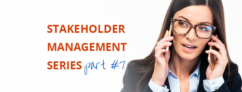 business transformation Stakeholder Management Series podcast Fix My Project Chaos