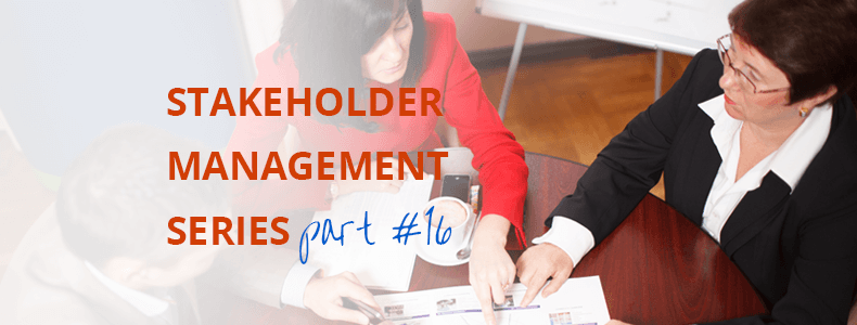 managing diverse stakeholder groups