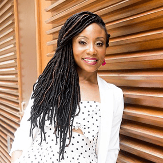 Asya Watkins Celebrating Women in Project Management 2019 Event