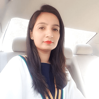 Madeeha Khan Celebrating Women in Project Management Event 2019