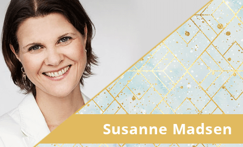 Susanne Madsen stress in project management