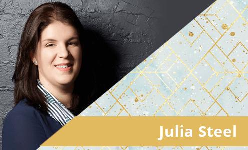 Julia Steel Project Management Podcast