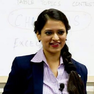 Shruti Pandit Celebrating Women in Project Management