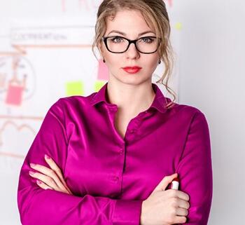Anastazja Michalak Celebrating Women in Project Management