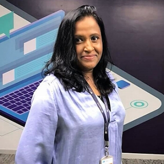Priya Patra Celebrating Women in Project Management