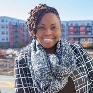 Tanisha Smith Celebrating Women in Project Management