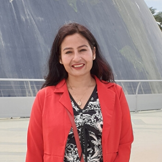 Aradhana Shrestha Celebrating Women in Project Management