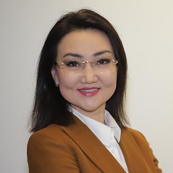 Assel Ayapova Celebrating Women in Project Management