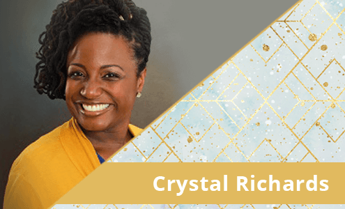crystal richards project management podcast