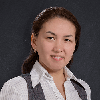 Aisaule Mukhanova Celebrating Women in Project Management