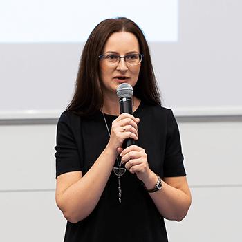 Aneta Wereszczak Celebrating Women in Project Management