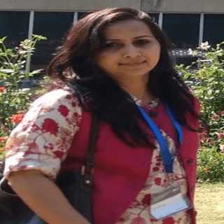 Geetanjali Shanker Bhat Celebrating Women in Project Management