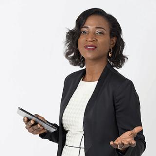 Clotilde MBOLO-ETEME Celebrating Women in Project Management