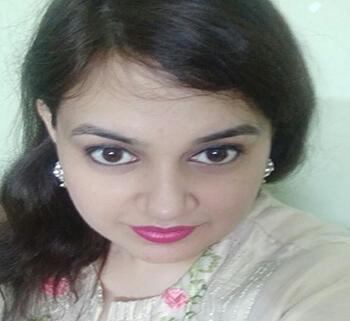 Saima Ansari Celebrating Women in Project Management