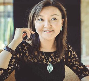 Anar Umurzakova Celebrating Women in Project Management