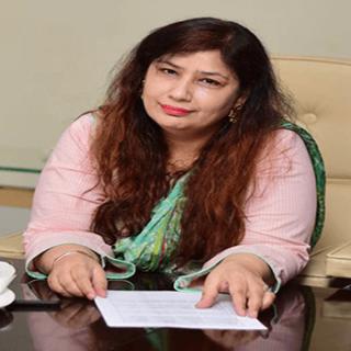 Aisha Mahmood Butt Celebrating Women in Project Management