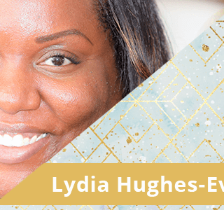 Podcasts 189 Lydia Hughes-Evans