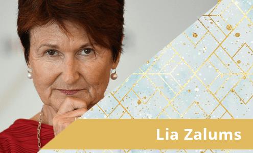 Lia Zalums podcast episode #190